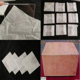 wafeltje van het Kwarts van 1mm het Dikke Duidelijke Vierkante