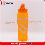 [700مل] بلاستيكيّة ماء شراب زجاجة مع تبن ([كل-7137])