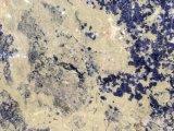 Bolivia / Azul de alta calidad de baldosas y losas de la cuarcita