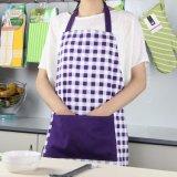 متحمّل أسود شريط مطبخ ويطبخ مئزر لأنّ نساء ورجال