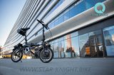 Panasonicのリチウムイオン電池の良質のKupper Rubikのホールダーの電気バイク