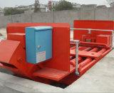 آليّة شاحنة عجلة ضغطة غسل آلة