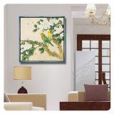 Het hete Verkopende Abstracte het Schilderen van het Canvas Beeld van het Landschap voor Decoratie