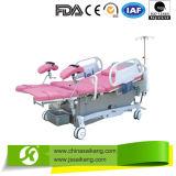 A98-1 Multi-Purpose de gynécologie obstétrique Accouchement Table de livraison