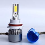 C6 9004 9007의 옥수수 속 자동차 LED 헤드라이트