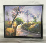 """20X24 """" Home Decoration Landscape Oil Painting with Framed Art"""