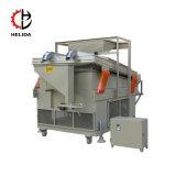 乾燥したコーヒー豆の穀物のムギの石取り機