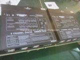 6CH*2kw/4kw DMX 512 디지털 제광기 팩 단계 빛 실리콘 상자 믹서