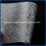 Высокое качество экологически чистых растворителей обои с рельефным текстуры в корпусе серебристого цвета