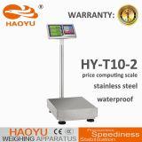 aço inoxidável de escala de plataforma do peso do preço de 60kg Digitas
