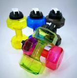 2.21L het Plastiek van de Fles van de Sport van het Drinkwater van de domoor
