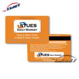 Подгонянная смарт-карта карточки удостоверения личности PVC пластмассы печатание магнитная