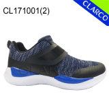 Chaussures de course occasionnelles de sports d'hommes avec le haut de maille de Flykint