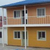 China prefabriceerde het PrefabHotel van Huizen en Goedkoop PrefabHuis Vila voor Verkoop