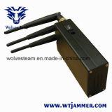Портативный Handheld Jammer сотового телефона (CDMA, GSM, DCS, 3G)