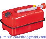 Schiffstank Benzin тепловозное Kraftstoff Kanister Blechkanister Reservekanister Aus Metall 10 литров/может