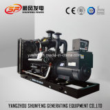 800kw Diesel van de Stroom van China Shangchai Generator met Brushless Alternator