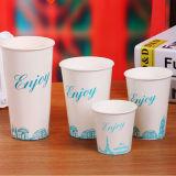 カスタム使い捨て可能な漫画の紙コップ冷たい飲み物のための6つのOz