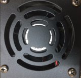 C-Yarkの構内放送2uのラックマウントのミキサーのアンプ