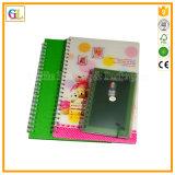 Impresión a todo color del cuaderno de A4 A5