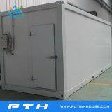 Camera prefabbricata di conservazione frigorifera del contenitore da vendere