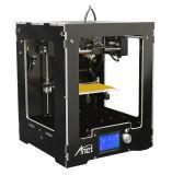 2017 자유로운 필라멘트를 가진 년에 의하여 조립되는 16GB TF 카드 높은 정밀도 금속 A3-S 3D 인쇄 기계