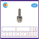 Madrevite inossidabile della barra dello Shrink della testa del triangolo di Steel/4.8/8.8/10.9/Galvanized per il ponticello