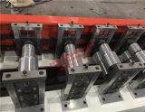 Автоматический ролик рамы двери затвора лист профиль холодной роликогибочная машина