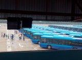 Barramento totalmente automática e máquina de lavar carro fornecedor na China