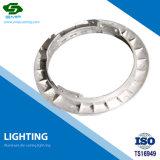 Matériau aluminium abat-jour de lumière d'usinage CNC