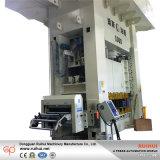 El PLC controla el alimentador servo del rodillo para la hoja de metal de 0.32m m hidráulica (RNC-800HA)