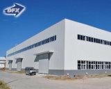 低価格の中国の製造者のプレハブのStructrual現代フレームのプレハブの鋼鉄研修会