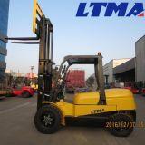 Ltma 5 toneladas de diesel hidráulicas Carretilla con mástil de 3 etapas