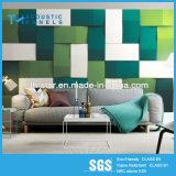 Панель стены волокна полиэфира материала барьера шума архитектурноакустически декоративная