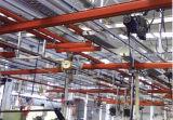 Новый тип гибкие комбинированного освещения KBK кран для склада, рабочее совещание с помощью
