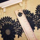 De nieuwe In het groot Vlinder Shape&#160 van de Voorraad van de Fabriek van het Ontwerp; Het Kant van Soluable van het Water van het borduurwerk voor Kledingstukken & de Textiel van het Huis
