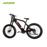 Nuevo diseño de los neumáticos de la grasa bicicleta eléctrica AMS-Tde-Sr de Electrc Aimos fabricante de bicicletas