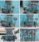 Máquina de rellenar embotelladoa automática del pistón de la goma para el lubricante (Gt2t-2g)