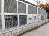 Qualitäts-Luft abgekühlte schraubenartige Kühler-Spritzen-Maschinen-Kühler-Pflanze