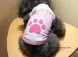 [سونمّر] جميل رسم متحرّك جذّابة كلب [ت-شيرت] 100% قطر [ت-شيرت] صغيرة كلب قميص ليّنة زيّ محبوب طبقة