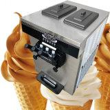 Heiße Verkaufs-Werbung, welche die weiche Serve-Eiscreme herstellt Maschine vorkühlt