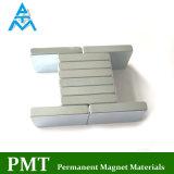 N35 40X25X7mm Block NdFeB Magnet mit Neodym-magnetischem Material