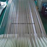 Venta caliente y de alta calidad AISI304 banda de acero inoxidable