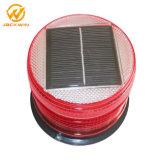 Hochwertige Standardrotierende Solarwarnleuchte