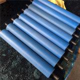 Bague en caoutchouc polyuréthane pour l'impact des rouleaux de transporteur