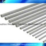 الصين مصنع [كنك] ذاتيّة مخرطة جزء دقة كروم يصفّى فولاذ قصبة الرمح خطّيّ