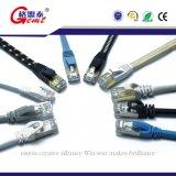 Белизна ног шлямбура Connectors-50 сети CAT6 (15 метров)