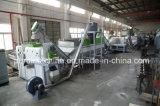 PE/PP Schrott-Abfall-Plastik, der waschende Maschinerie aufbereitet
