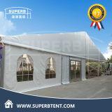 Grande tente extérieure de l'événement 2014