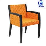 صناعة فندق [هلّ] يتعشّى أثاث لازم معدن إطار متحمّل كرسي تثبيت مريحة